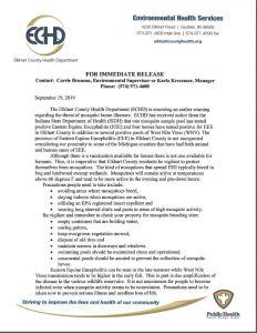 EEE Press Release